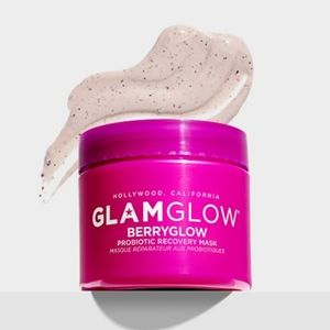 *NEW* GLAMGLOW BerryGlow Probiotic Mask